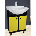 Multi Color PVC Bathroom Vanities