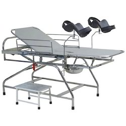 Obstetric Labor Telescopic Table, Bed Tables   Warda Healthcare, Pune | ID:  14753854073