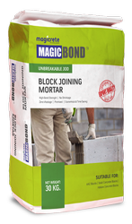 Industrial Grade Magic Bond Thin Bed Mortar