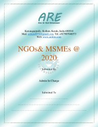 MSME Business Proposal