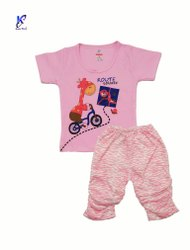 Baby Boy T-Shirt With Pant