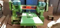 Double Blade Kota Stone Cutting Machine