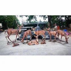 Deer Animal Statue