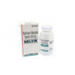 Nelvir 250 Mg Tablets