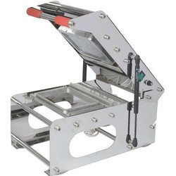 Rectangle Food Tray Packing Machine