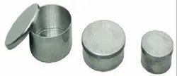 Aluminum Moisture Cans