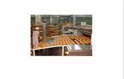 Automatic Arabic Bread Making Plant