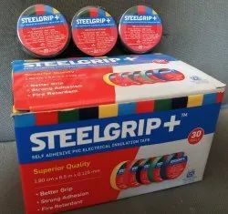 Steelgrip Plus Self Adhesive PVC Electrical Insulation Tape