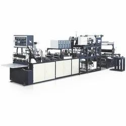 Industrial Automatic Cotton Bag Making Machine