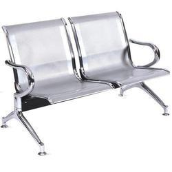 NF-203 2 Seater Stainless Steel Waiting Chair