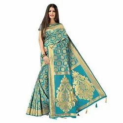 818 Art Silk Saree