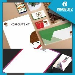 Brochure Corporate Kit Designing Services