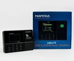 MBIO7S Mantra Biometric Door Access Control Attendance System