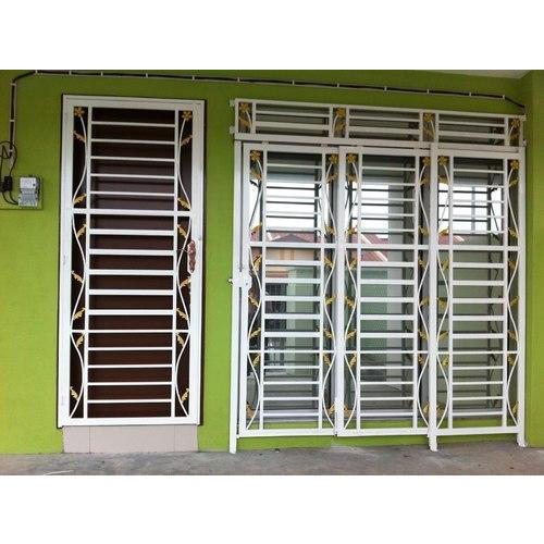 Modern Window Grill At Rs 250 Square Feet Window Grills