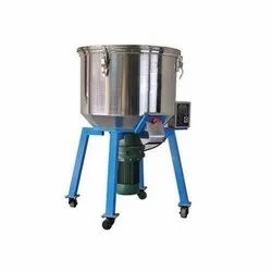 Stainless Steel Colour Mixing Machine, Capacity: 100-200L