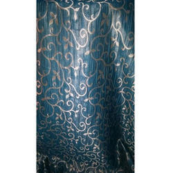 Silk Printed And Curtains