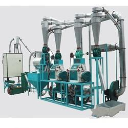 Fully Automatic Industrial Maize Processing Plant