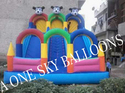 Inflatable Big Styles Bouncy