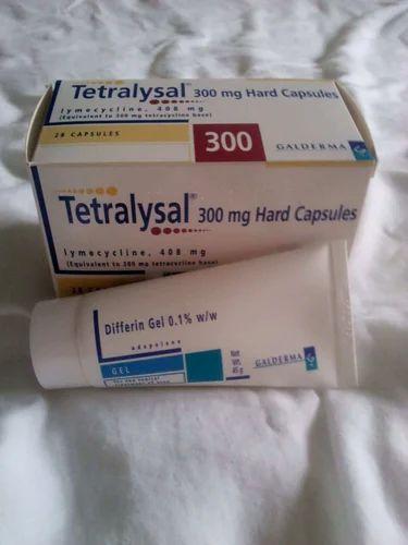 acne medicin tetralysal