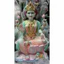Makrana Marble Laxmi Statue