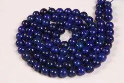 Lapis Lazuli Plain Round Beads