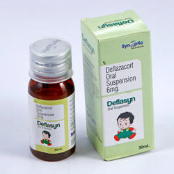 Deflazacort Oral Suspension 6mg, 6 Mg, for Clinical