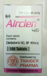 40mg Airclen Tablet