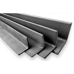 Galvanized Iron L Angle, 40 X 5 To 100 X 6 Mm