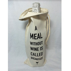 Cloth Bottle Bag