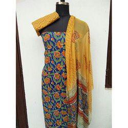 Block Printed Salwar Suits