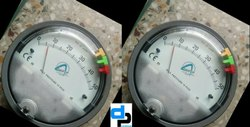 Aerosense Model ASG - 100 PA Differential Pressure Gauge Ranges 0-100 PA