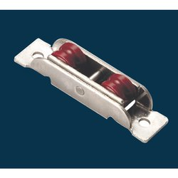 Nylon Double Roller Sliding Window Bearing