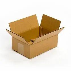 Rectangular Corrugated Packaging Boxes