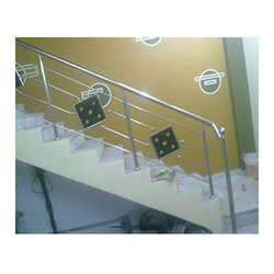 Stainless Steel House Railing