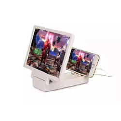 3D Screen with Power Bank