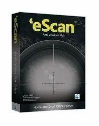 eScan Antivirus Security for Mac
