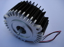 2 kW 3000RPM 48V BLDC Motors with Controller
