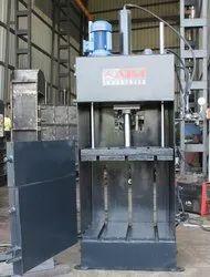 Twin Shaft Shredding Machine