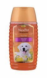 NexPet Herbal Shampoo, Packaging Type: Pet Delta Bottle