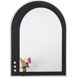 Wall Mounted Nutan Decorative Glass Mirror