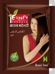 Excel's Herbals Brown Mehandi Powder