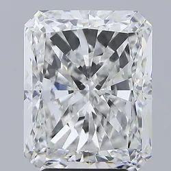 Radiant Cut 5.06ct IGI Certified Diamond CVD E VVS2 Lab Grown Type2A
