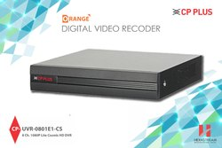 CP Plus RCA 8 Channel DVR CP-UVR-0801E1-CS