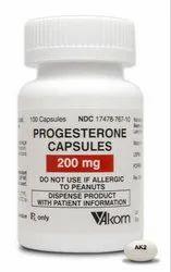 Progesterone 200mg Capsules