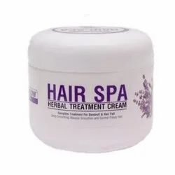Hair Conditioner White ALPEN-GLOW Hair SPA Herbal Treatment Cream, Type Of Packaging: Jar, Packaging Size: 500 gm