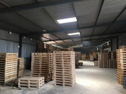 ISI Mark Certification For Dunnage Pallets