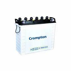 Crompton 130Ah Tall Tubular Battery, Warranty: 36 Months