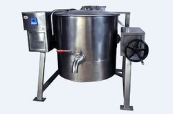 Commercial Induction Tilting Rice Pan