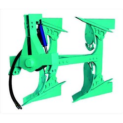 Kisan Hydraulic Plough Mechanical Reversible Plough