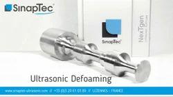 Ultrasonic Defoaming System